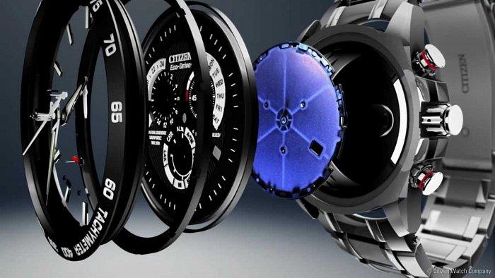 """Když chcete hodinky s """"věčnou baterií"""", chtějte Eco-Drive"""