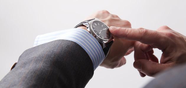 Pánské módní hodinky.